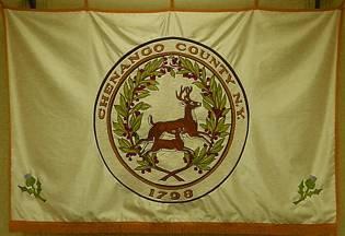 Chenonga County, New York.