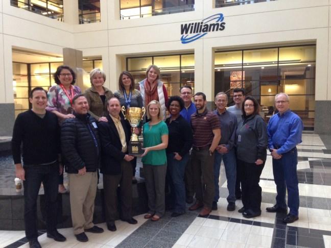 2015 Corp Challenge winners presentation