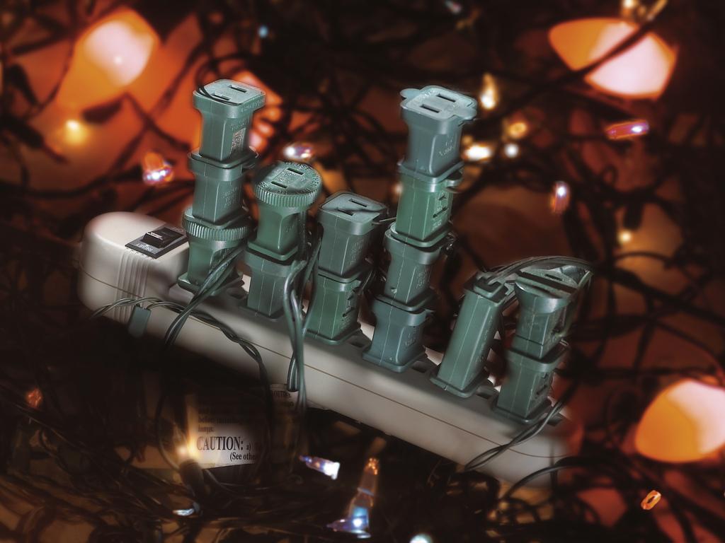 Play it safe this holiday season