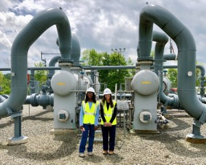Engineering interns move energy forward in the field