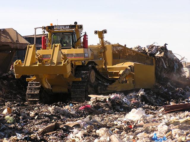 Roosevelt landfill.