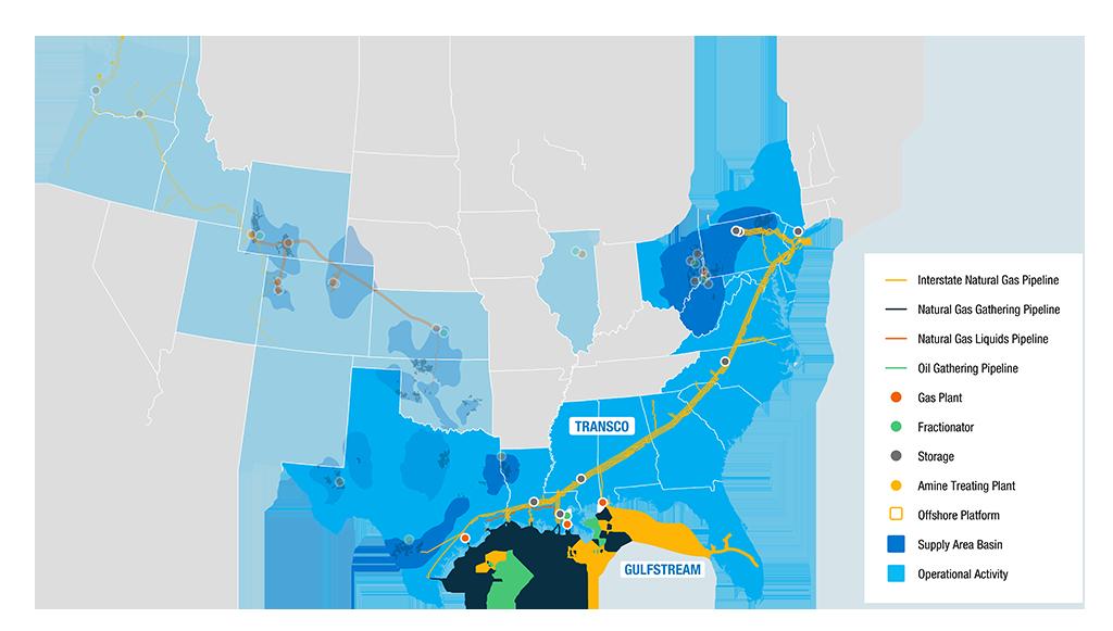 atlantic gulf map