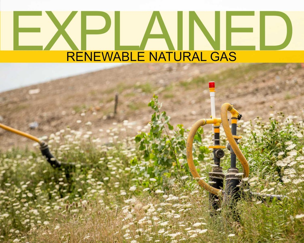 Renewable Natural Gas Explained