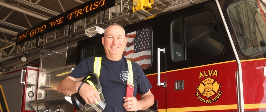 Williams salutes employees who are volunteer first responders