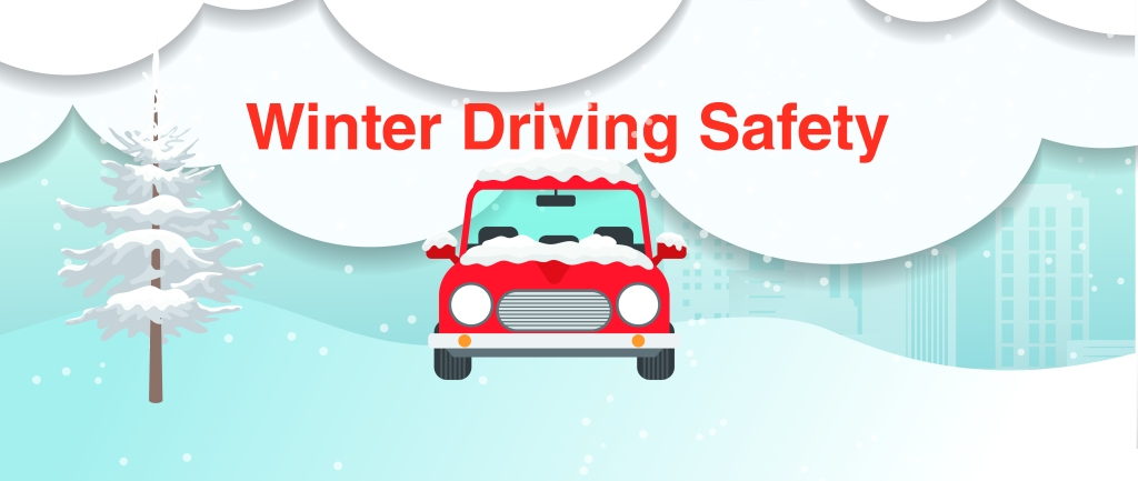 Driving in winter conditions can be tricky. Here's what to know: