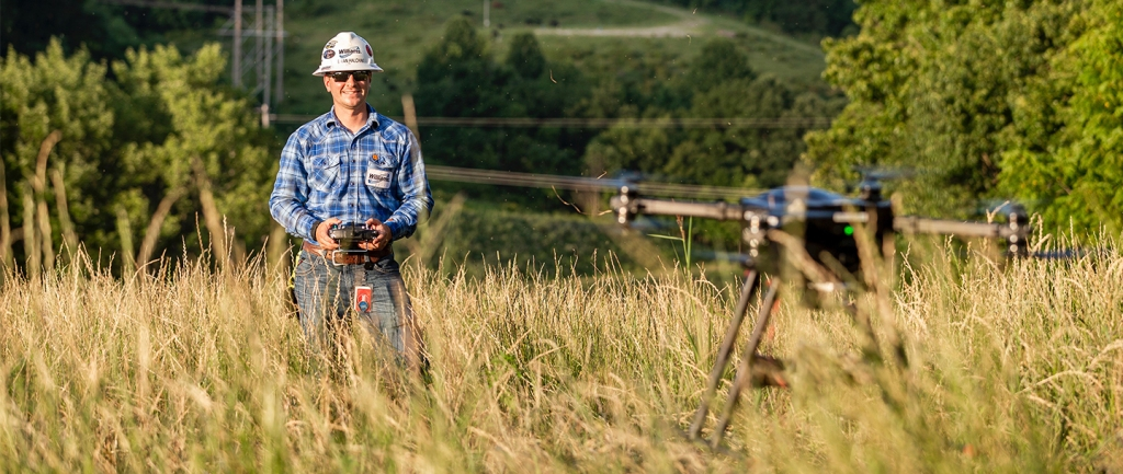 From drones to underground drilling, this engineer loves tackling new challenges