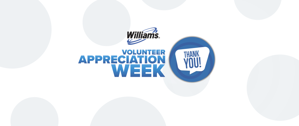 Volunteer Appreciation Week: thanking those who give back