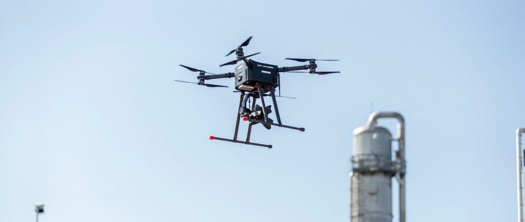 Bird's eye view: how Williams uses drones